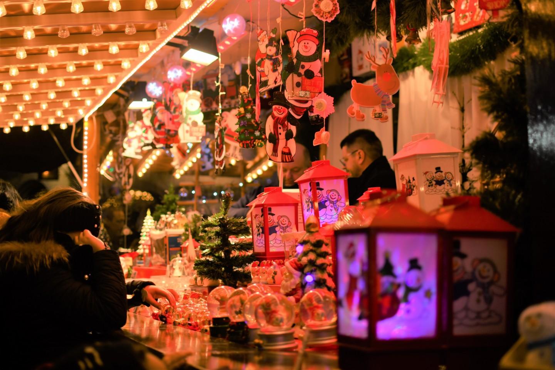 斯特拉斯堡聖誕市集