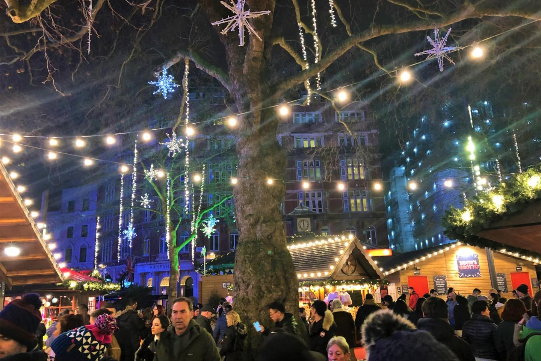 李斯特廣場 倫敦
