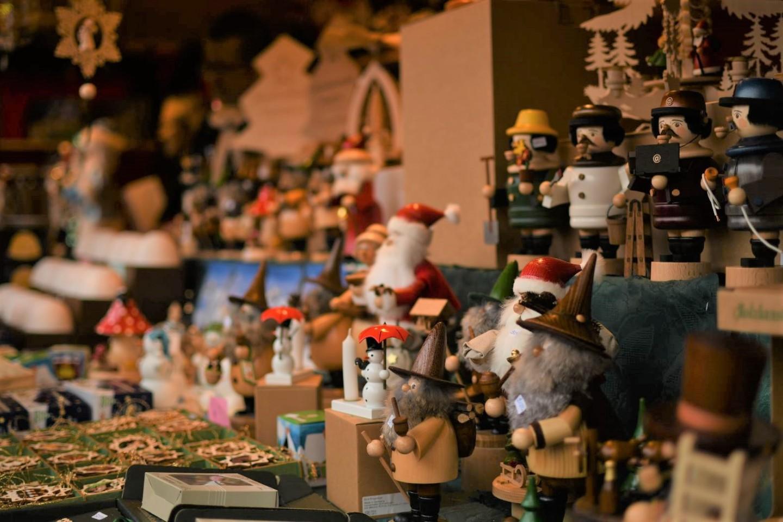 溫哥華聖誕市集