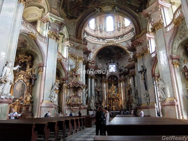 聖尼古拉教堂 布拉格小城區