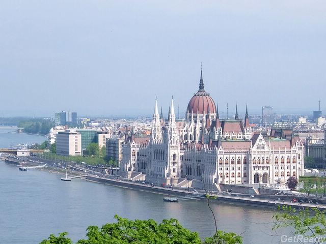 匈牙利國會大廈.布達佩斯