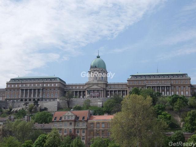 布達皇宮.布達佩斯