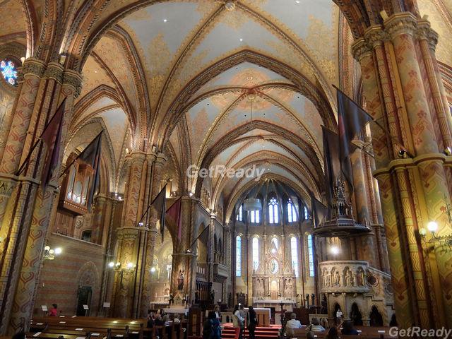 馬提亞斯教堂.布達佩斯