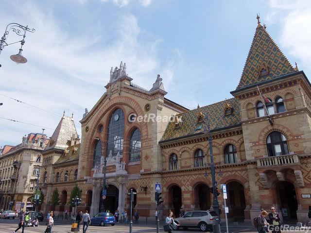 布達佩斯中央市場.布達佩斯