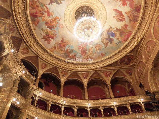 匈牙利國家歌劇院.布達佩斯