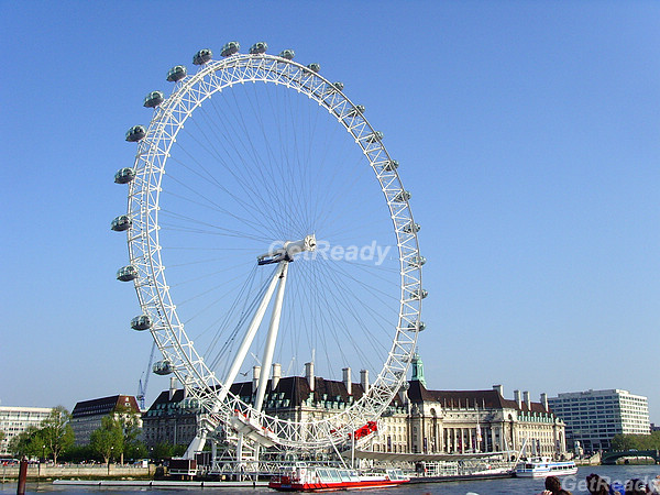 倫敦眼 London Eye