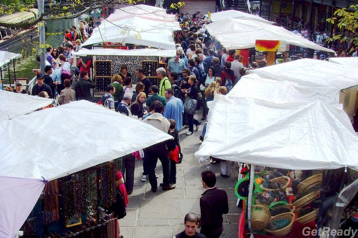 Camden Lock Market 肯頓市集