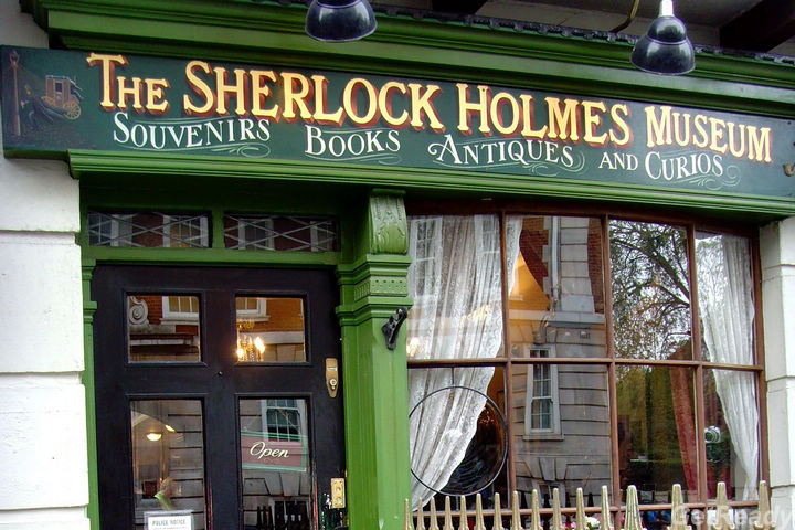 福爾摩斯博物館 Sherlock Holmes Museum