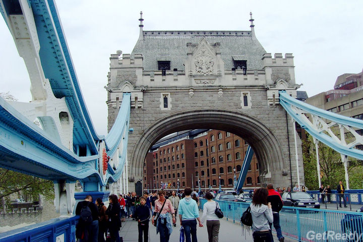 倫敦塔橋 Tower Bridge of London