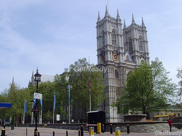 西敏寺大教堂 Westminster Abbey