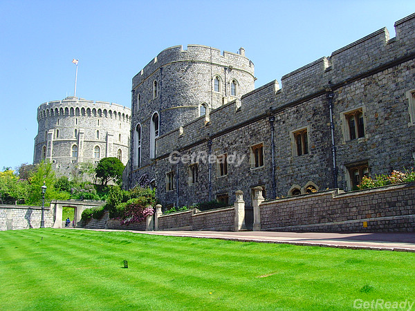 溫莎堡 Windsor Castle