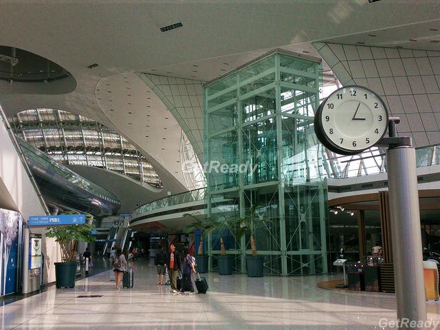 首爾仁川機場到明洞市中心交通