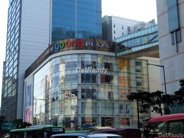 Lotte Young Plaza 樂天百貨 明洞
