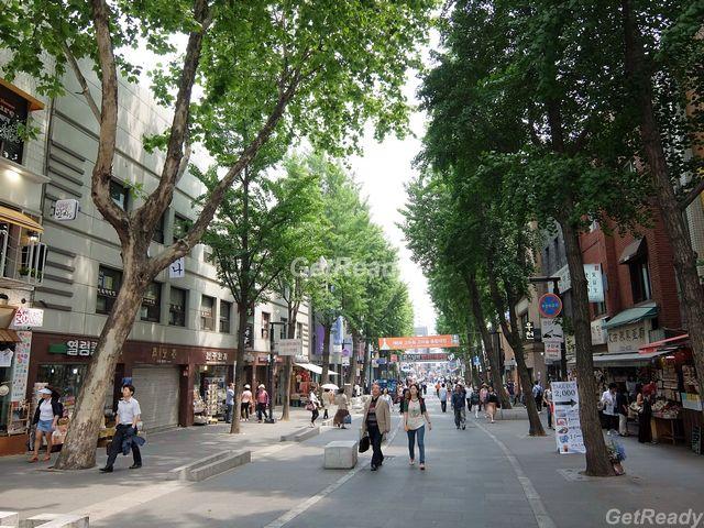 仁寺洞大街