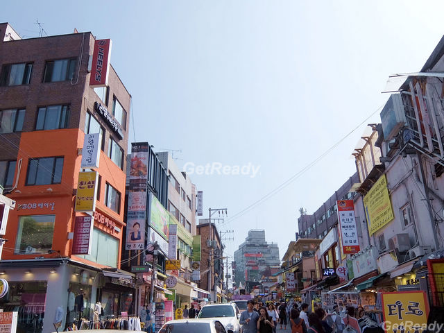 弘大購物 Hongik Shopping