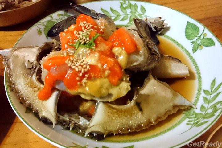 大瓦房 醬油蟹