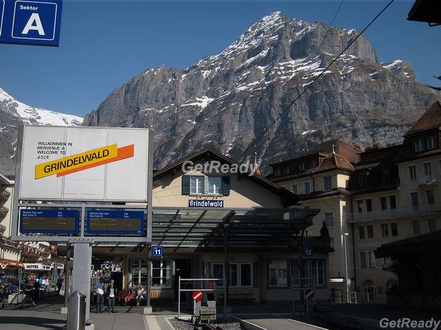 格林德瓦 Grindelwald