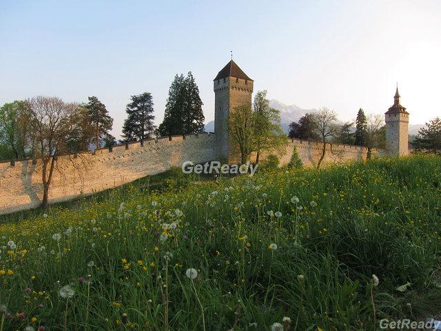 慕西格城牆