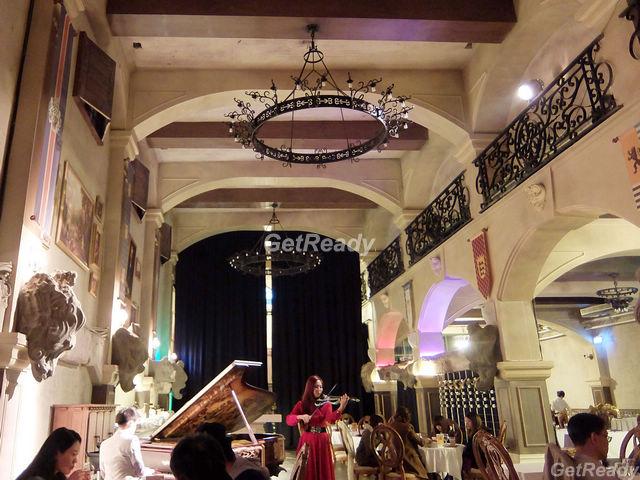 Deja Vu音樂魔幻餐廳