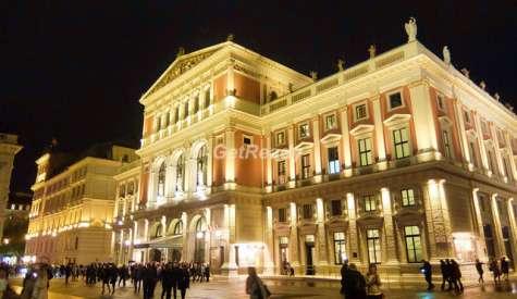 金色大廳音樂會.維也納自由行