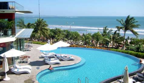 Sheraton Bali Kuta Resort.庫塔.峇里島自由行