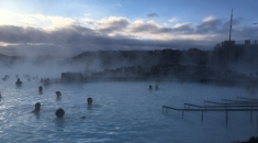 藍湖 Blue Lagoon.仙境級溫泉享受.冰島自由行