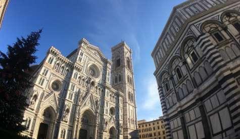 聖母百花聖殿.維奇歐橋.佛羅倫斯宏偉教堂.意大利自由行