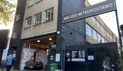 Mercato Metropolitano Market.隱世超chill美食市集.倫敦自由行