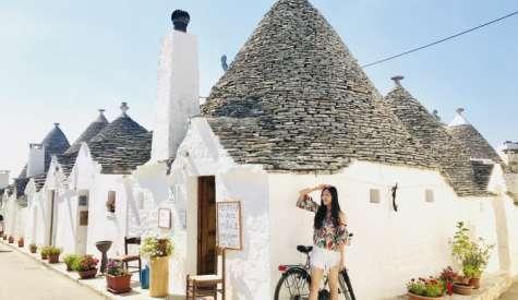 意大利蘑菇村 Alberobello 阿爾貝羅貝洛.隱世浪漫小鎮