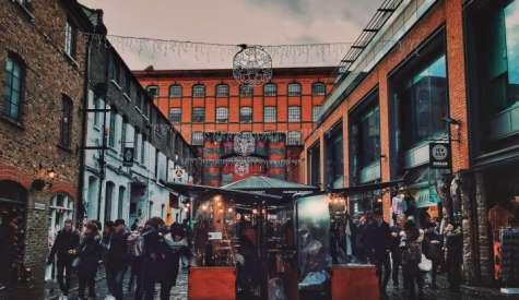 Camden Market 肯頓市集.英國倫敦自由行