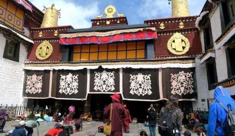 大昭寺、八廓街.西藏自由行