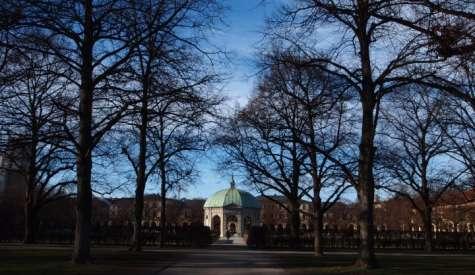 慕尼黑皇宮周邊 Residenz München.德國自由行