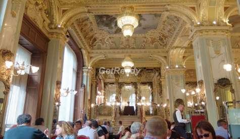 紐約咖啡館 New York Cafe Budapest.布達佩斯自由行