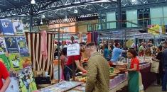Spitalfields Market 創意市集. 倫敦自由行.第四站