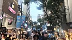 明洞街頭小食.首爾自由行